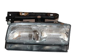 TYC 20-1977-90 Buick Le Sabre Driver Side Headlight - Fan Buick Park Avenue