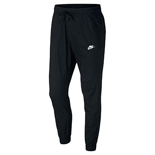 Noir Nike Pour blanc Core Pantalon Homme De Street Jogging qF0qfw
