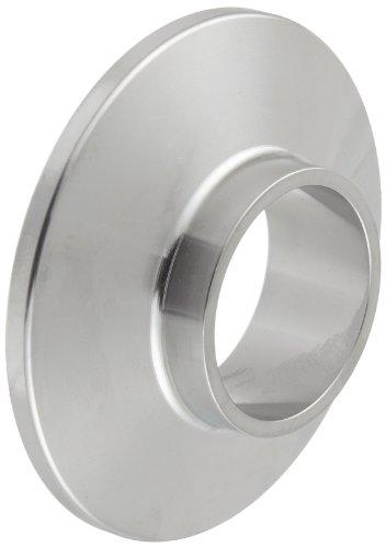 (Dixon 14WMP-R100 Stainless Steel 316L Sanitary Fitting, Short Weld Clamp Ferrule, 1
