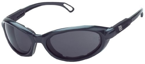 BTB-2300 Foam Lined Sport Optic with Shiny Pearl Gray Frame and