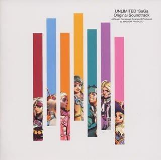 Unlimited Saga Original Soundtrack