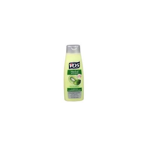 Alberto VO5 Herbal Escapes Kiwi Lime Squeeze Clarifying Conditioner, 12.5 fl oz - Buy Pack & Save (Pack of 4) (Vo5 Herbal Conditioner Alberto)