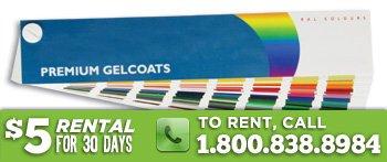 Amazon.com: Fibre Glast RAL Color Book - Color Match for Traditional ...