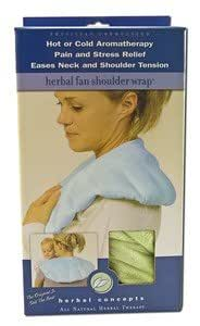 Amazon.com : Herbal Concepts - Herbal Fan Shoulder Pac