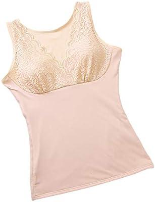 Kentop Camiseta de Tirantes de Algodón para Mujer con Cuello en V y Cómodos Tirantes Anchos: Amazon.es: Hogar