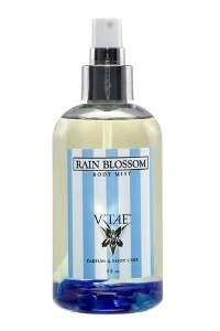 Rain Blossom Aromatherapy Mist V'TAE Parfum and Body Care 6 oz Liquid (Rain Cologne Mist)