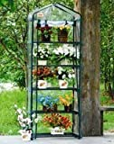 5 Tier Greenhouse Grow Rack Five Shelves Review