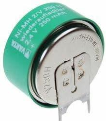 Varta Button Cells Battery 2 V250h Battery 2 4 V 250 Elektronik