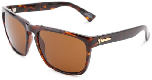 Electric Visual Knoxville XL ES11210639 Rectangular Sunglasses,Tortoise Shell,56 - Knoxville Glasses