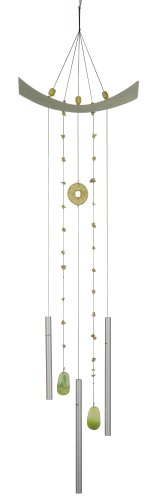 Woodstock Chimes CEJ Feng Shui Chime-Chi Energy, Jade ()