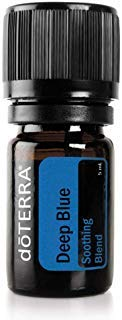 Blue Blend (doTERRA Deep Blue Essential Oil Blends, 5ml)