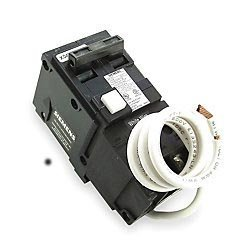 Siemens BF220 20-Amp Double Pole 120 / 240-Volt 10KAIC Ground Fault Circuit interrupter