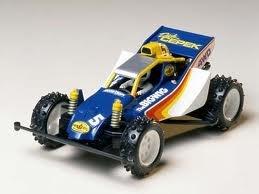 1/32 ビッグウィッグJr.メモリアルエディション 「レーサーミニ四駆シリーズNo.5」 初期レーサーミニ四駆オリジナル仕様 限定復刻版 [18005]