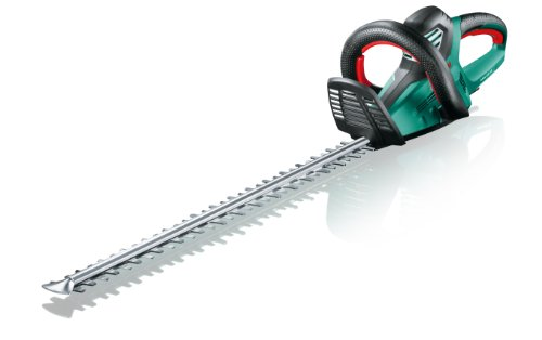 Bosch AHS 65-34 Electric Hedge Cutter, 650 mm Blade Length, 34 mm Tooth Opening