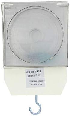 缶 バッジ マシン プレスカッター 用 交換 カッターブレード (ニプリ) (75mm)