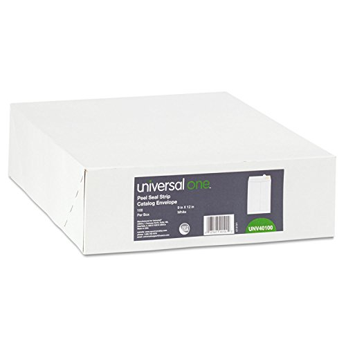 UNV40100 - Peel Seal Strip Catalog Envelope by Universal