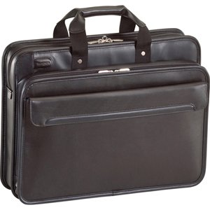 Targus Commuter Notebook Case. COMMUTER LEATHER 16IN CASE NB-CAS. Leather - Black