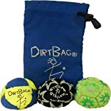 Dirtbag All Star 3 Pack - Fluorescent Yellow/Blue/Blue Pouch