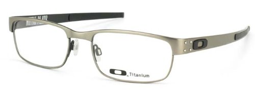 1a78687d65 Image Unavailable. Image not available for. Colour  Oakley Metal Plate  Eyeglasses ...