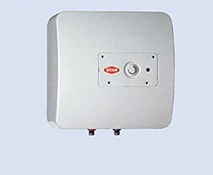 Calentador de agua eléctrico para calentador SITAM grupo Ariston 15 L de agua instalación en fregadero
