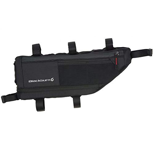 Blackburn Outpost Frame Bag - Black Large