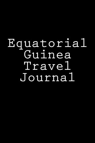 Equatorial Guinea Travel Journal