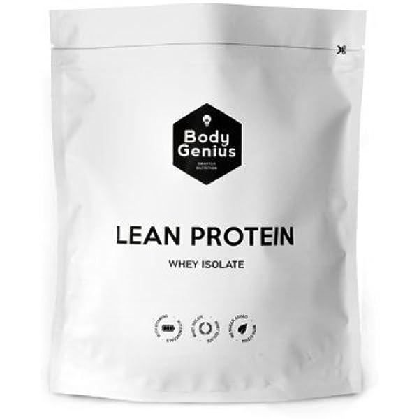 BODY GENIUS Lean Protein (Leche Merengada). 500g. Whey ...