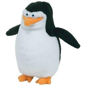 (Ty Beanie Baby - Skipper the Penguin (Madagascar Movie Beanie))