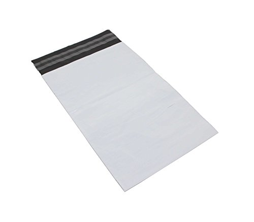 Fixture Displays 800 Pack of Self-adhesive waterproof bag - White 15705 by FixtureDisplays