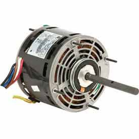 US Motors Direct Drive Fan & Blower, 1/3 HP, 1-Phase, 1075 RPM Motor