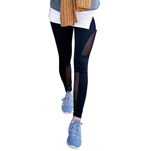 TnaIolral Fashion Womens Leggings Workout Gym Fitness Sports Athletic Pants -