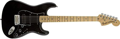 Fender American Special Stratocaster HSS, Black