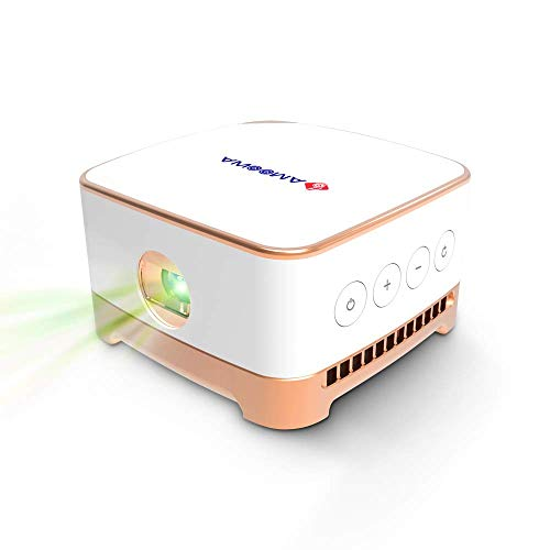 AMOOAW Portable Projector