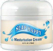 Slap Happy Masturbation Cream - Personal Lubricant Sexual Enhancement Cream Sex Lube ~ 3 Jars