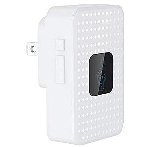 SDETER Video Doorbell Chime Wireless Door Bell Receiver