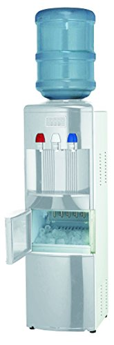 Igloo Water Cooler/Dispenser with Ice Maker, White by Igloo