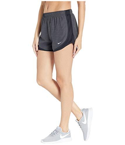 Nike Women's Dry Tempo Short Black Heather/Black/Black/Wolf Grey X-Small 3 by Nike (Image #2)