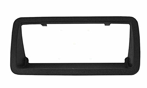 APA Chevy S10 Gmc Sonoma 94-04 Textured Black Tailgate Door Handle Bezel Cover 15007219 GM1916103