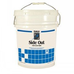 Floor Finish 5 Gallon Pail - FRKF193026 - Franklin Side-out Gym Floor Finish, 5gal Pail