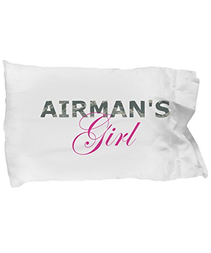 Unique Gifts Store Airman's Girl - Pillow Case