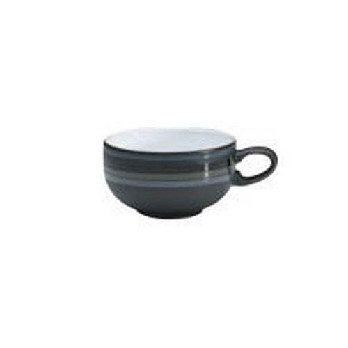 Denby Jet Stripes Tea Cup