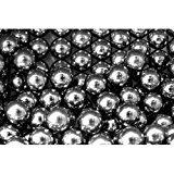 1000/x 6/mm rodamientos de bola de acero Slingshot munici/ón