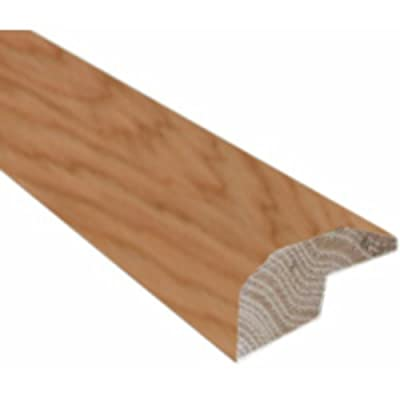 Vintage Hickory Natural .88 in. Thick x 2 in. Wide x 78 in. Length Hardwood Carpet Reducer/Baby Threshold Molding
