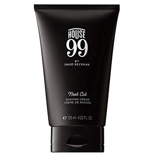 House 99 by David Beckham Neat Cut Shaving Cream 125ml