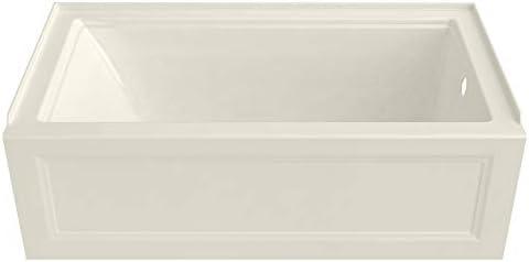 American Standard 2544102.222 Town Square S 60″x32″ Bathtub-Right Drain