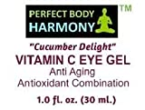 """Cucumber Delight"" ANTI AGING EYE GEL with"