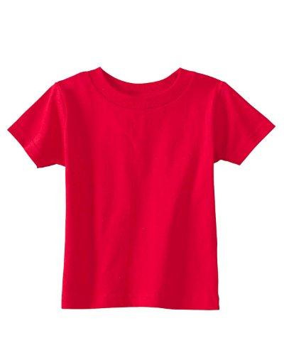 3401 T-shirt (Rabbit Skins Infant 5.5 oz. Short-Sleeve T-Shirt (3401))