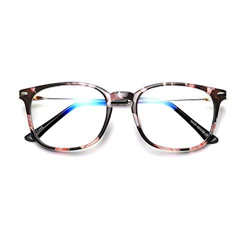 Penbea Blue Light Blocking Glasses Women – Computer Gaming Working Glasses for Women, Fake Non Prescription Anti Blue…