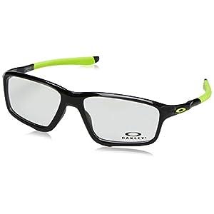 OAKLEY Crosslink Zero Black Rx Eyeglasses OX8076-02