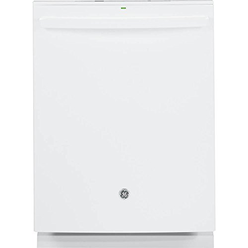 GE GDT655SGJWW 24″ Built In Fully Integrated Dishwasher, in White
